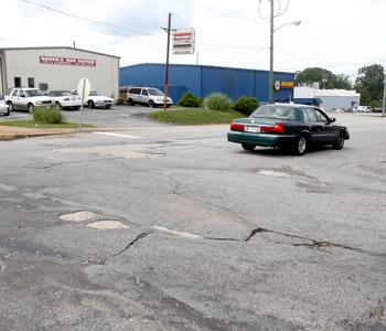 Roadwork set for Seneca area | Test