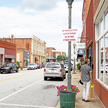 'Passport to Downtown Seneca' set for Saturday