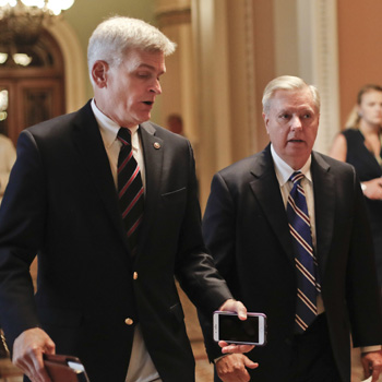 Graham releases own health care plan | Test