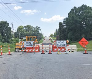 Seneca's Townville Street to reopen soon | Test