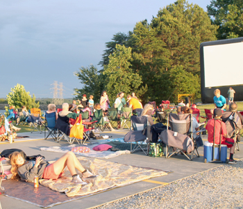 'Rogue One' offered tonight as World of Energy outdoor movie   Test