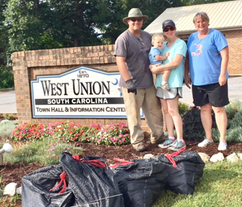 West Union residents combat litter | Test