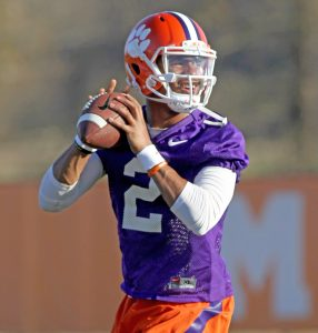 QB Kelly Bryant preparing for season opener | Test