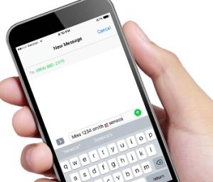 Journal readers can report delivery issues via text | Test