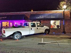 Police: Drunken man crashed truck into business | Test
