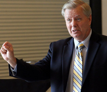 Sen. Graham expresses 'worry' about North Korea situation