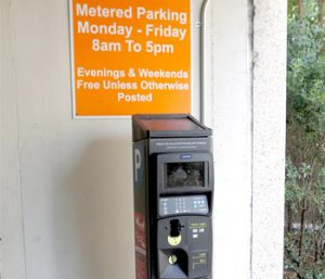 Downtown parking deck features new kiosks for payment | Test