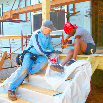 Building community, one home at a time   Test