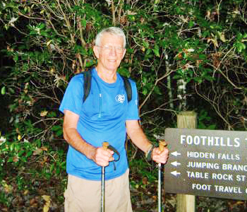 Westminster man to hike to benefit Make-A-Wish   Test