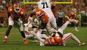 Defense shines as Clemson topples Auburn | Test