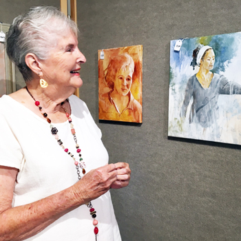 Blue Ridge Arts Center's Annual Members' Show opens Friday | Test