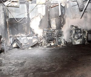 Cause of fire at LEC still unknown | Test