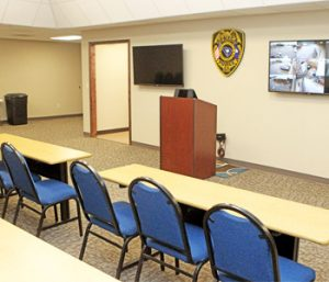 Seneca PD beginning to utilize new facility | Test