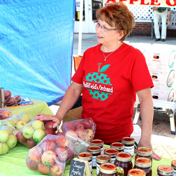 South Carolina Apple Festival back for 56th year | Test