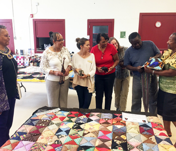 Quilter seeks to preserve African-American contributions | Test
