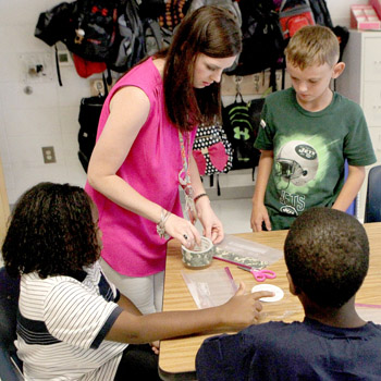 Deans working to remedy statewide teacher shortage
