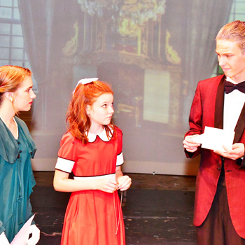 Cast of kids to perform 'Annie Jr.' | Test