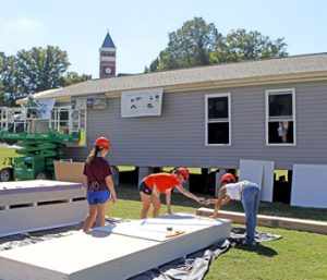 CU students take part in annual Habitat project | Test