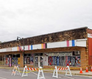 Rain suspected culprit as officials investigate roof collapse