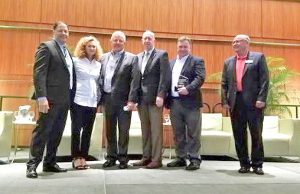 Former CAT director honored for efforts in clean air transportation | Test