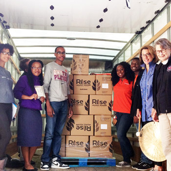 Seneca church packs meals in fight against hunger | Test