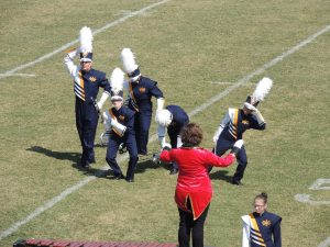 Seneca High band enjoying successful season | Test