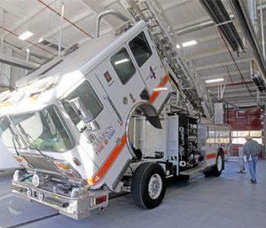 Officials get tour of new Clemson fire substation | Test