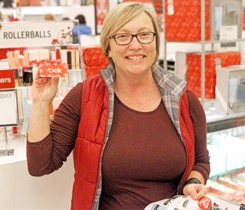 Michigan woman wins $1,000 gift card on first trip to Belk | Test