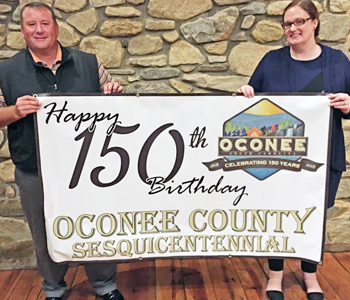 Plans announced to mark county's 150th birthday | Test
