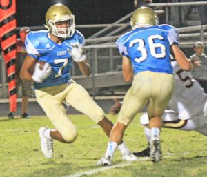 Lions take to the road to face Greer