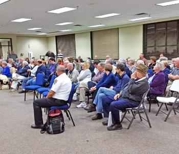 Oconee Republicans host emergency preparedness meeting | Test