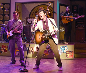 'Million Dollar Quartet' tells genesis of music legends | Test