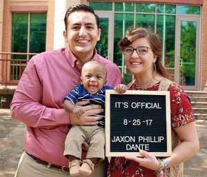 Seneca couple shares story of son's adoption | Test