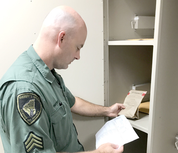 OCSO investigations division built on relationships, attention to detail | Test