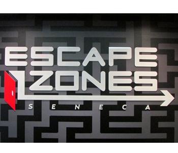 Seneca Escape Zones provides puzzling entertainment option