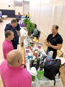 City holds health fair for employees