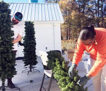 Christmas exhibit to open at Seneca museum