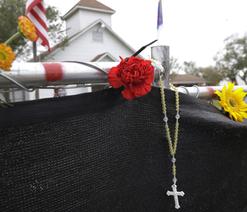 Shootings lead to security concerns for congregations | Test