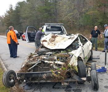 Six Mile man killed in one-car accident near Seneca | Test