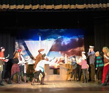 'Treasure Island' opens tonight in Walhalla | Test
