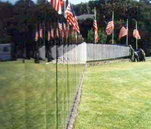 Vietnam Memorial replica coming to Oconee for Veterans Day | Test