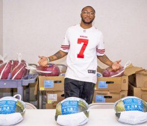 Daniel grad's turkey giveaway keeps growing | Test