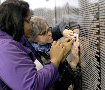 Top 10 of 2017: No. 7: Moving Wall brings extra attention to Oconee Veterans Day weekend | Test