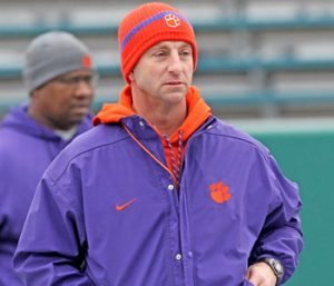 Swinney appreciates respect from fan bases | Test