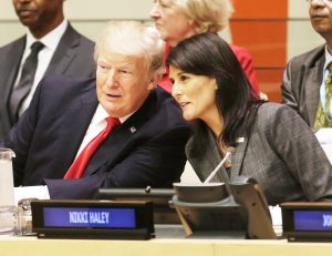 Top 10 of 2017: No. 6: Haley resigns as governor to become U.N. Ambassador | Test