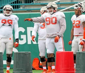 Tigers' defensive line a matchup nightmare | Test