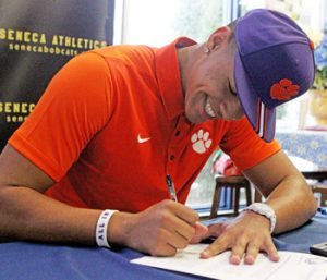 Clemson puts together historic recruiting class | Test