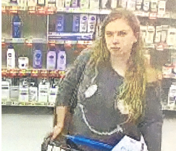 Sheriff's office asking for help in Wal-Mart shoplifting case | Test