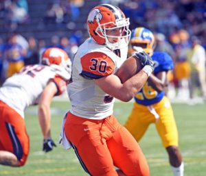 Former Daniel star Dillingham named academic All-American | Test
