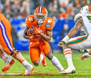 Sugar Bowl will be a trip home for Clemson's Etienne | Test